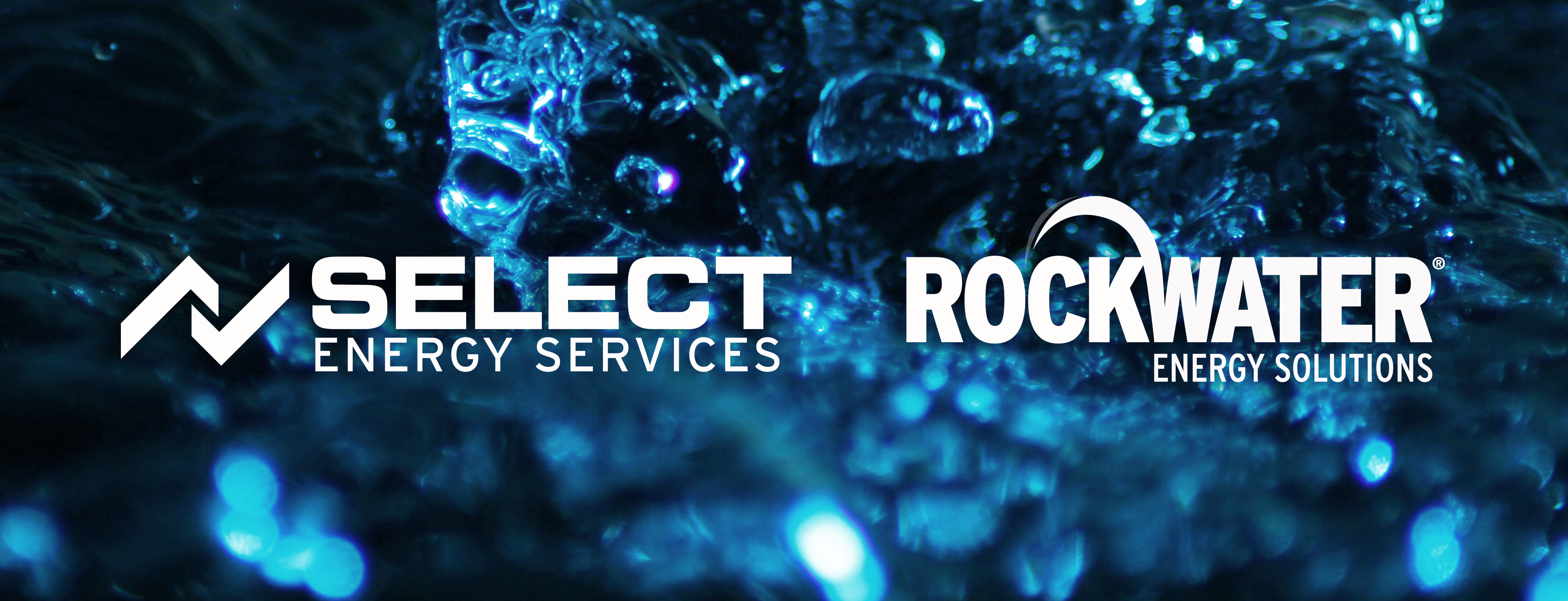 Select Energy Services And Rockwater Energy Solutions